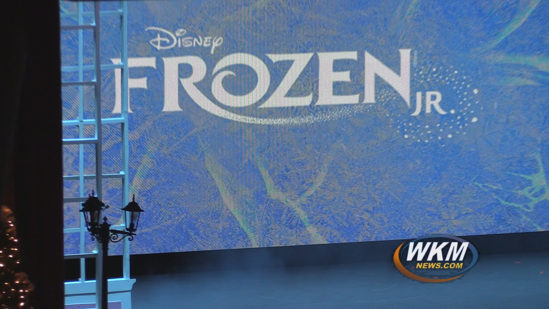 Madison Junior High Theatre Presents: Frozen Jr!