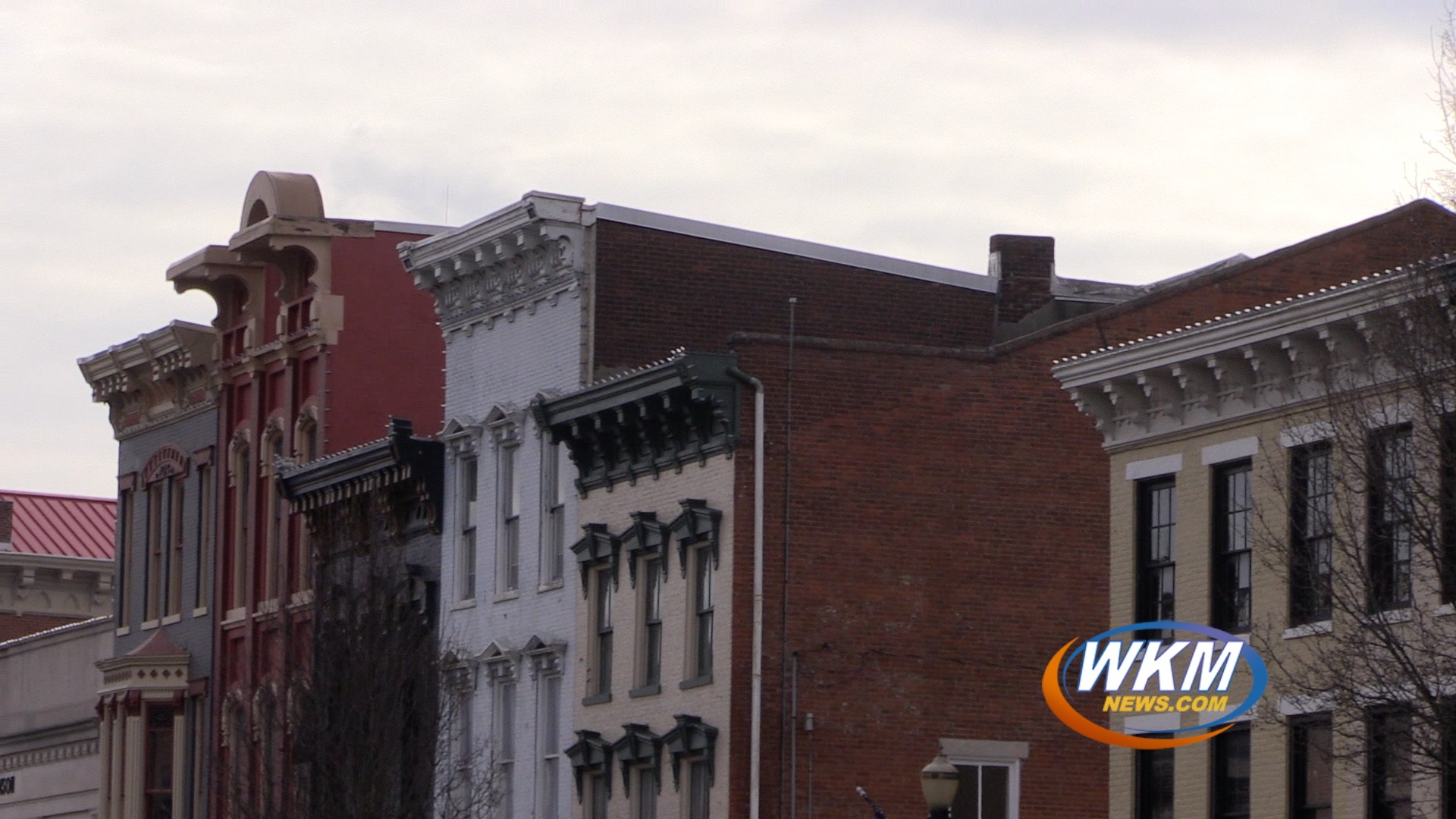 New Employee to Keep Historic Buildings Preserved