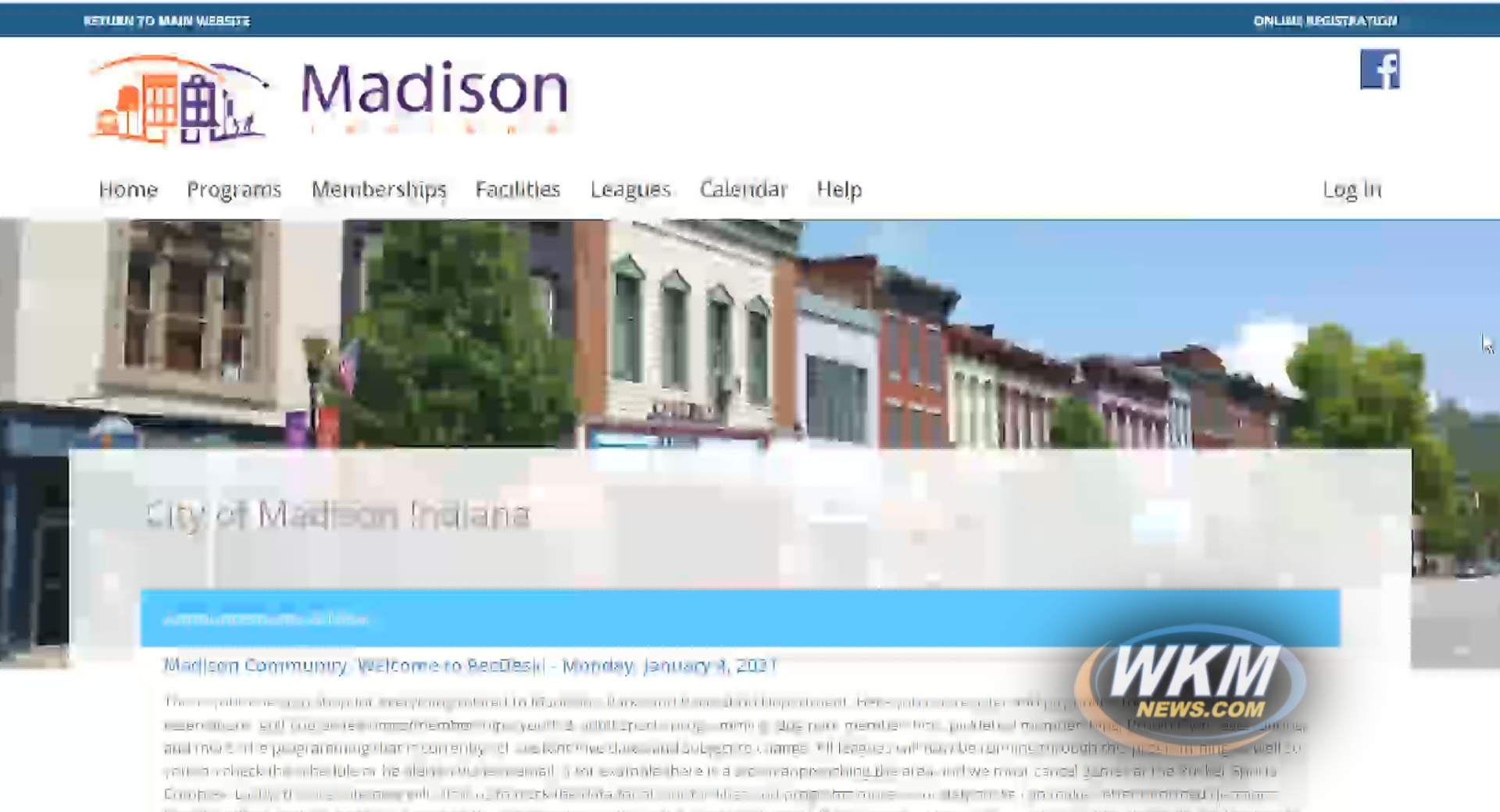 The City of Madison Parks Department Launches New Website