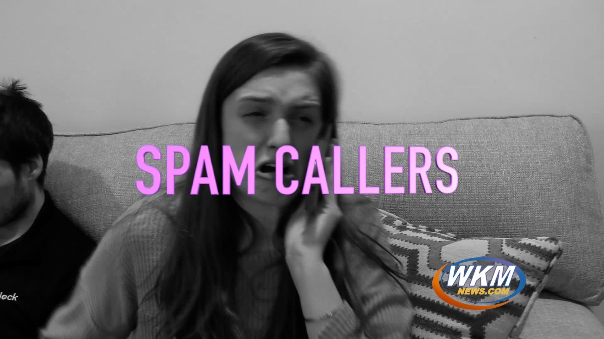 Scam Caller Alert