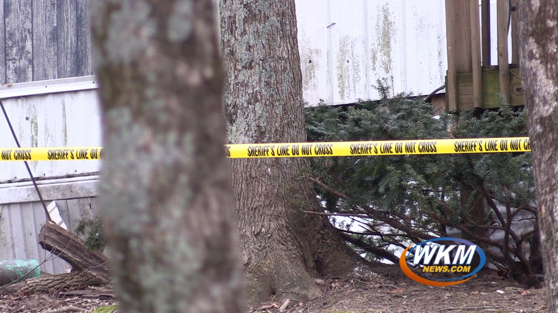 Homicide Investigation Begins in Holton