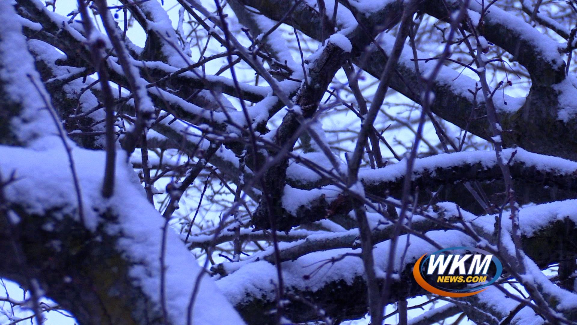 Weather Advisory for Snowy Wednesday