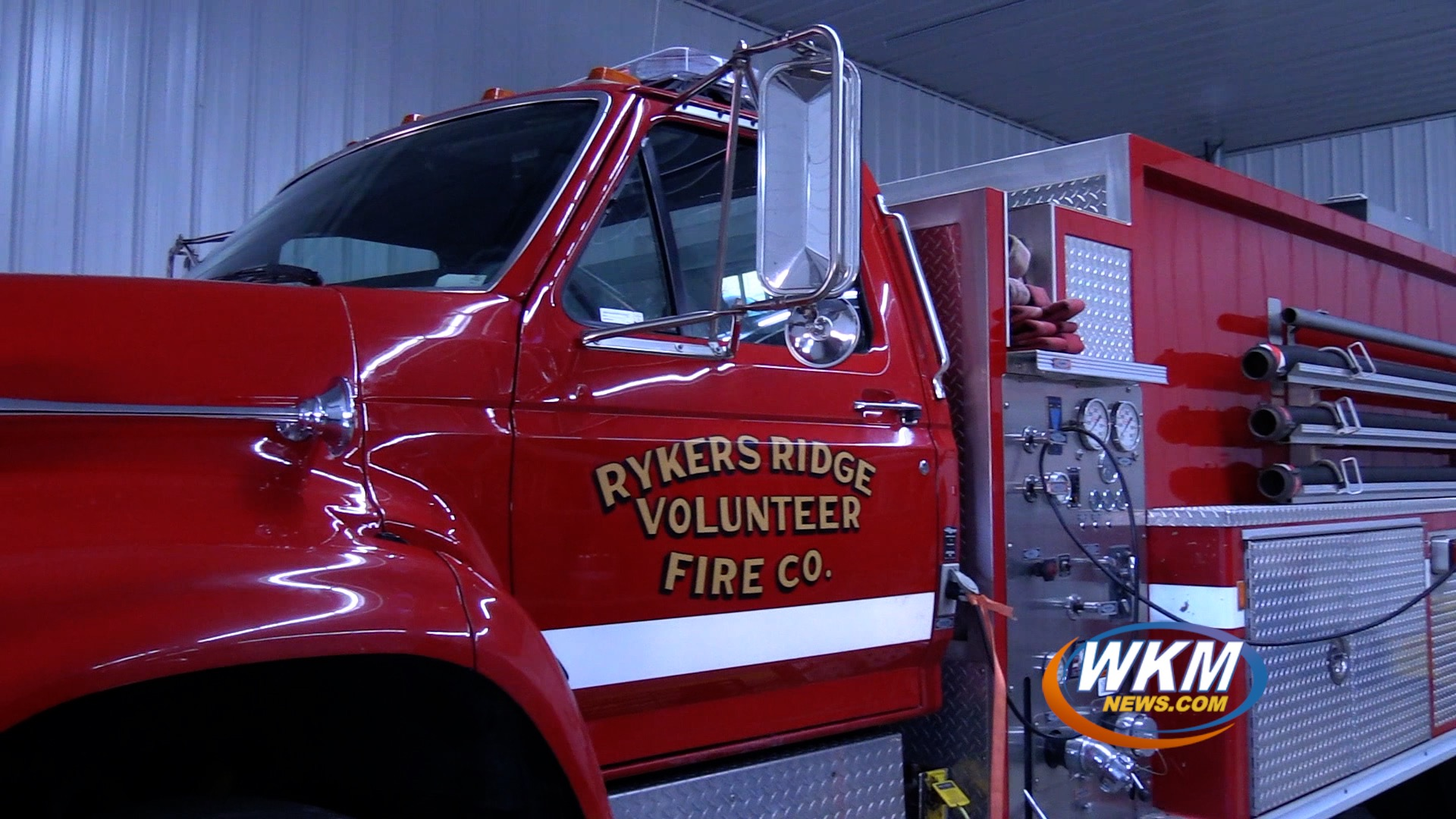 Local Fire Department Gives Tips on Fire Prevention