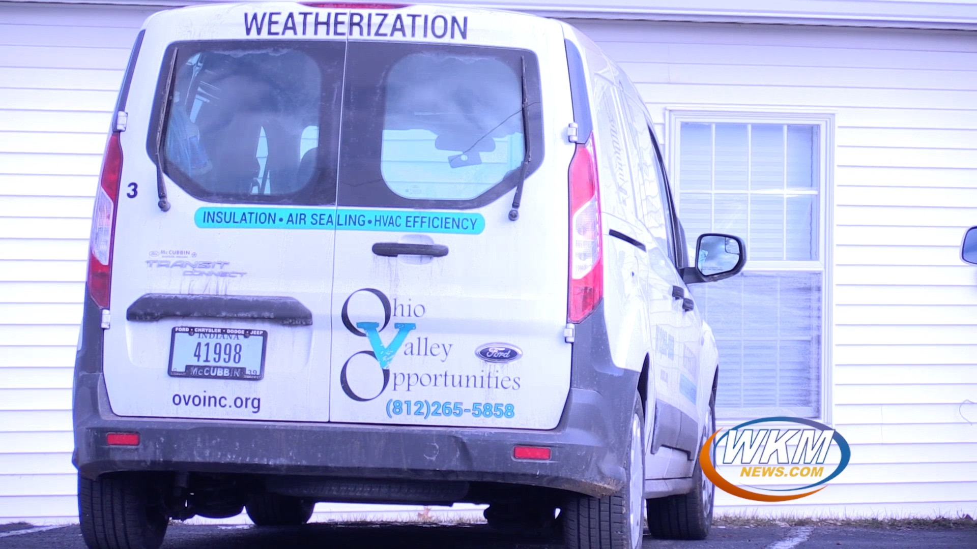 Nonprofit Keeps Locals Warm This Winter