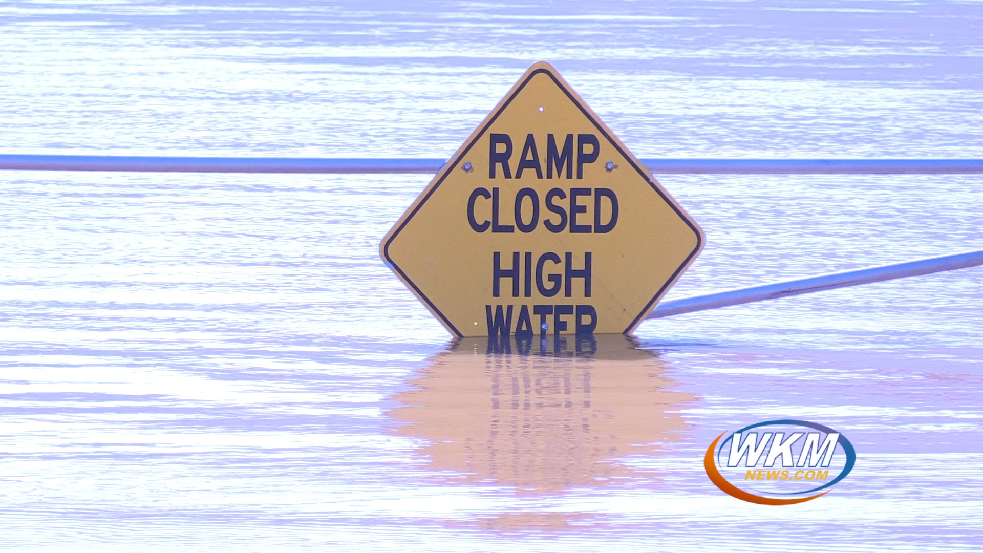 Vaughn Dr. Becomes Extension of Ohio River After Week of Flooding