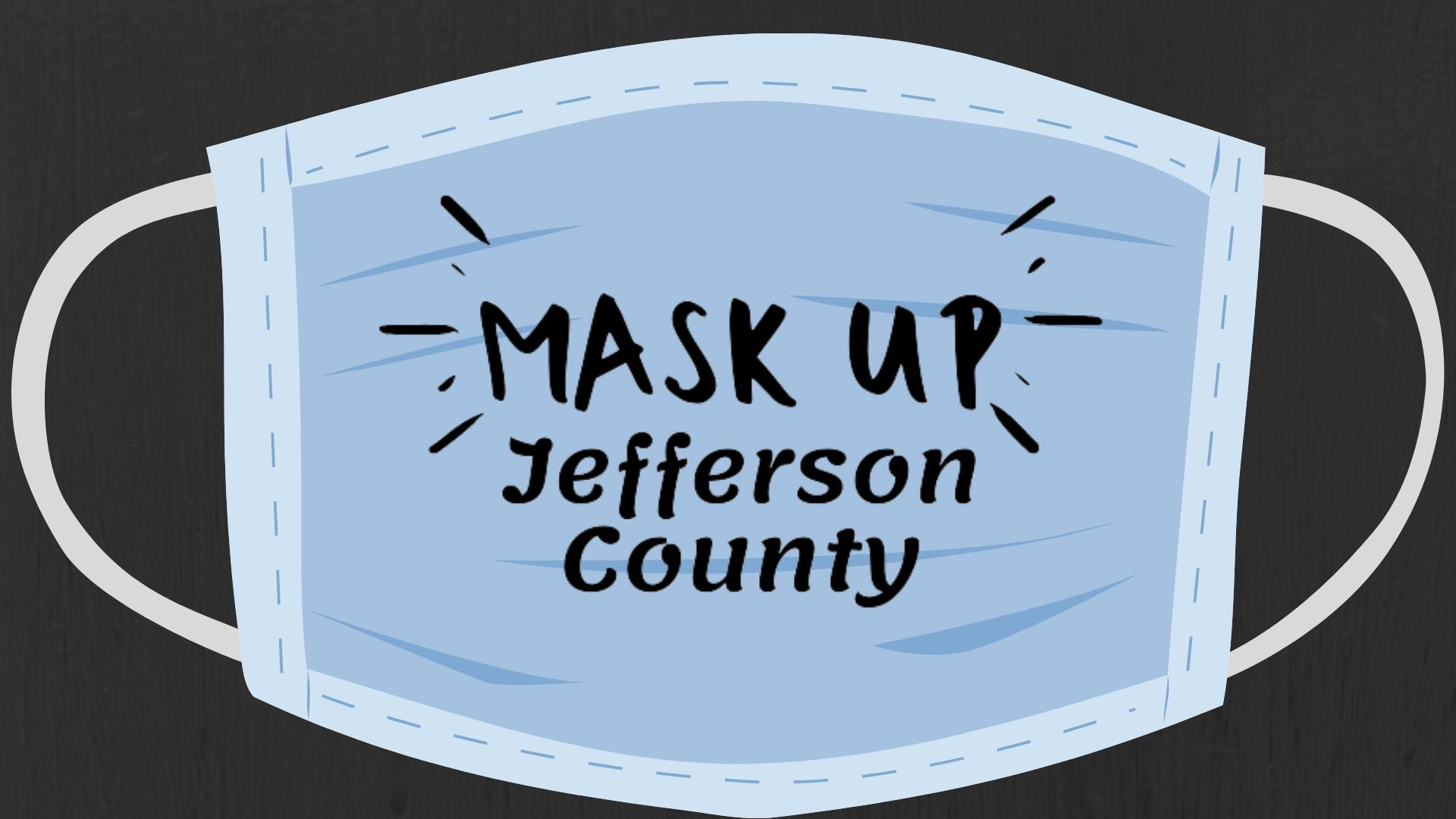 Mask Up Jefferson County!