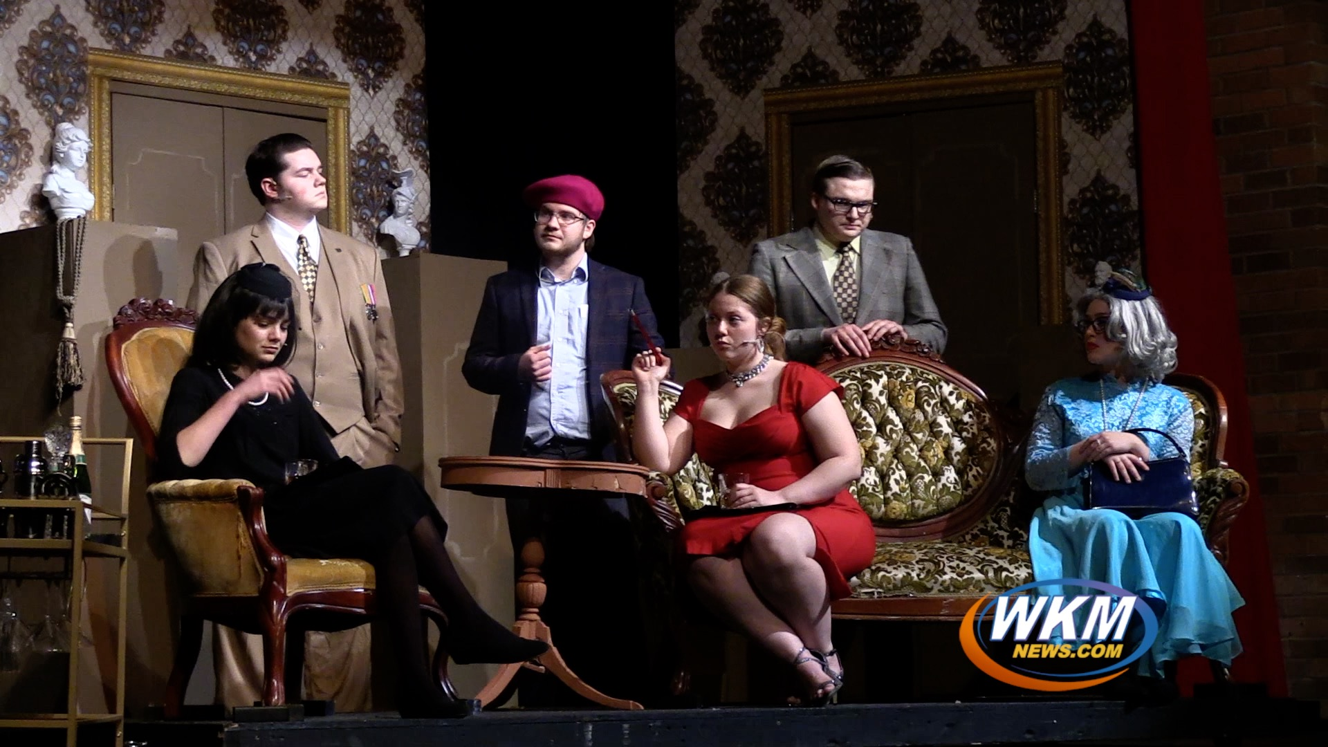 Madison Theatre Presents: Clue on Stage