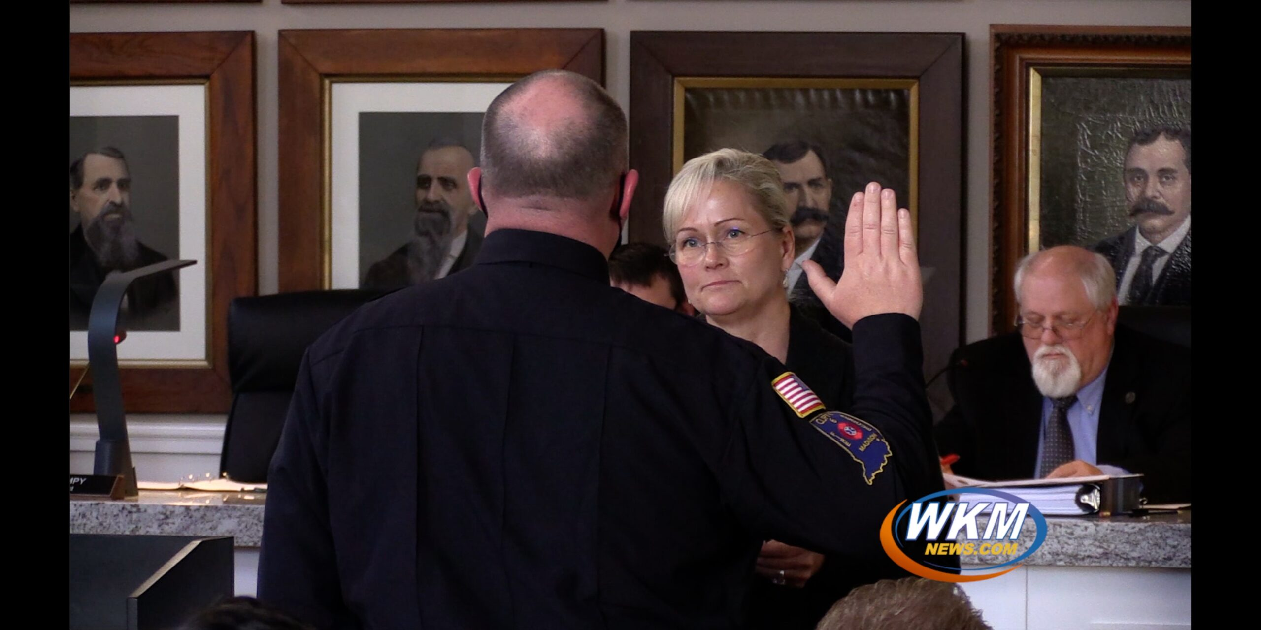 Madison Swears in New Chief of Public Safety