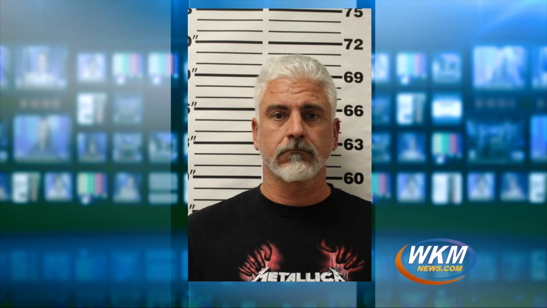 Madison Man Arrested for Two Counts of Child Molesting