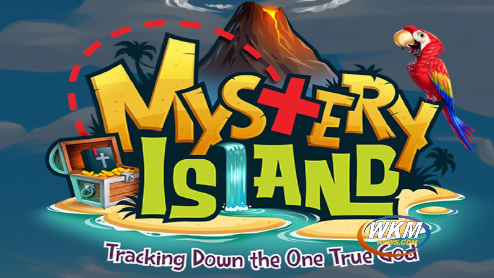 Mystery Island: A Vacation Bible School Adventure