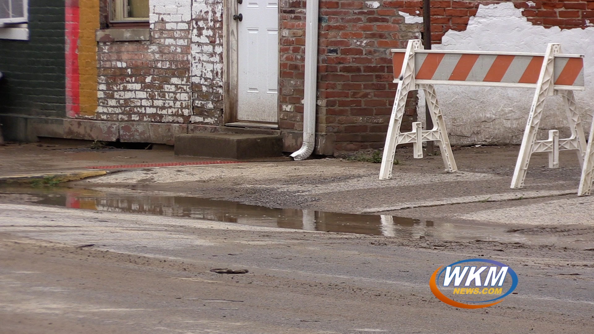 Flash Flood Devastates Downtown Community