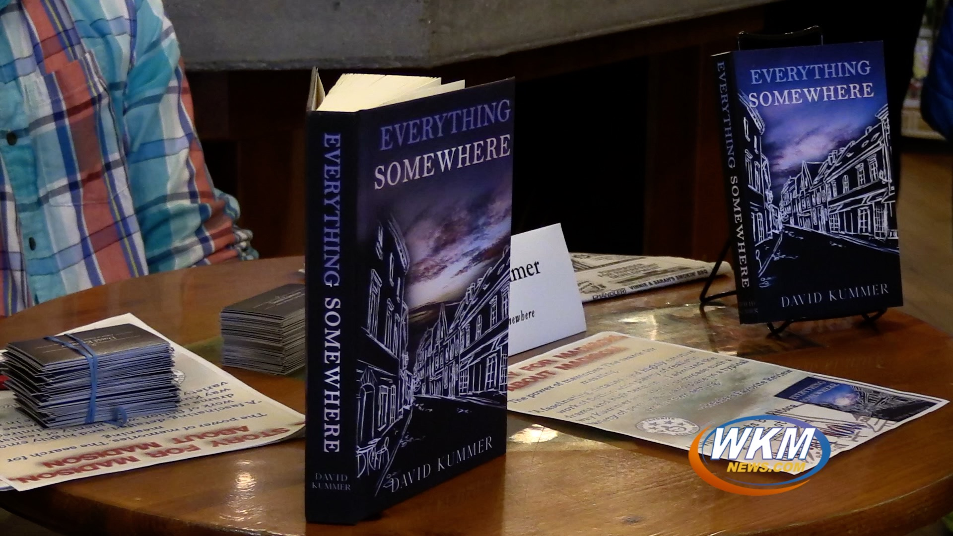 WKM Interviews: Young Author Discusses Popular New Novel