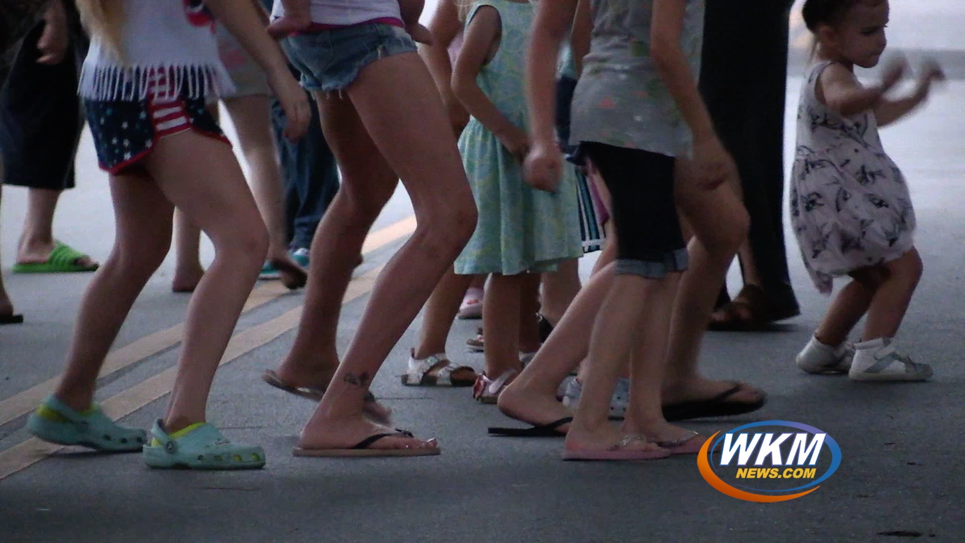 Regatta 2021: Movin' and Groovin' at WORX Street Dance Party