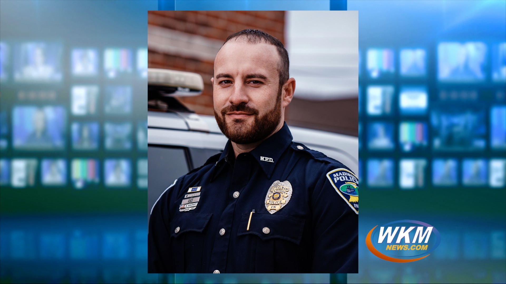 Madison Police Officer Charged with Domestic Battery