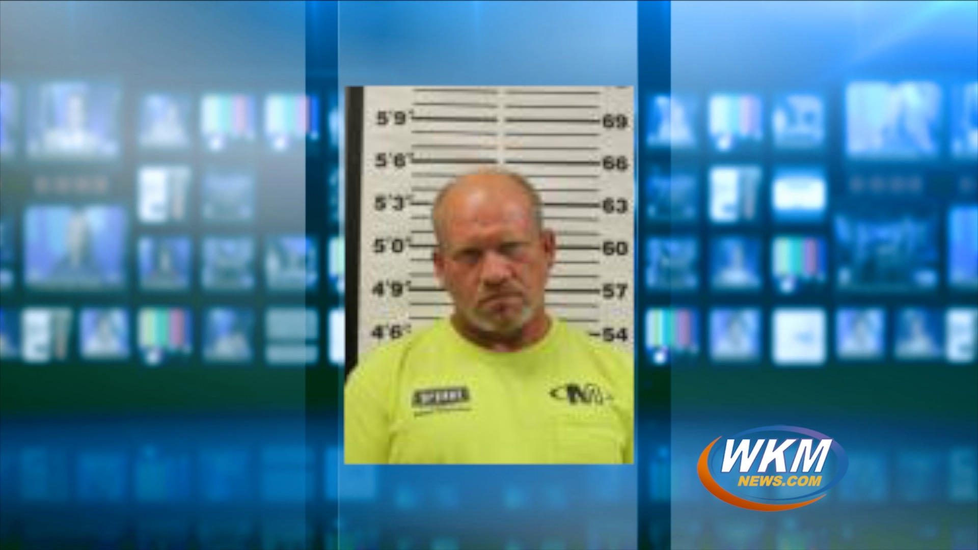 Jefferson County Man Arrested for Child Molesting