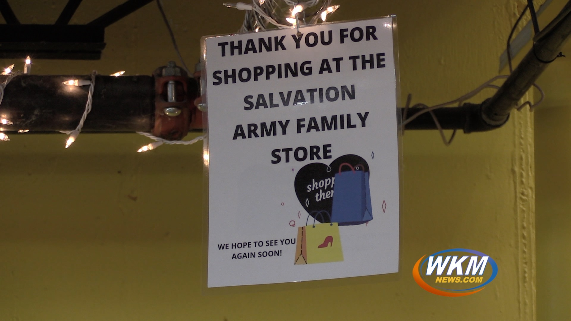 The Salvation Army Celebrates the Re-Opening of Thrift Store