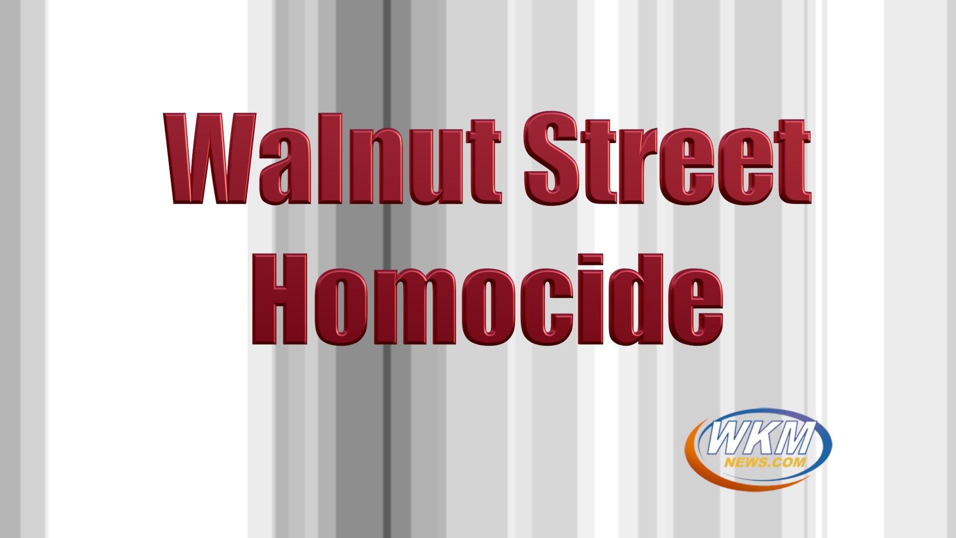 Investigation Begins After Homicide on Walnut Street