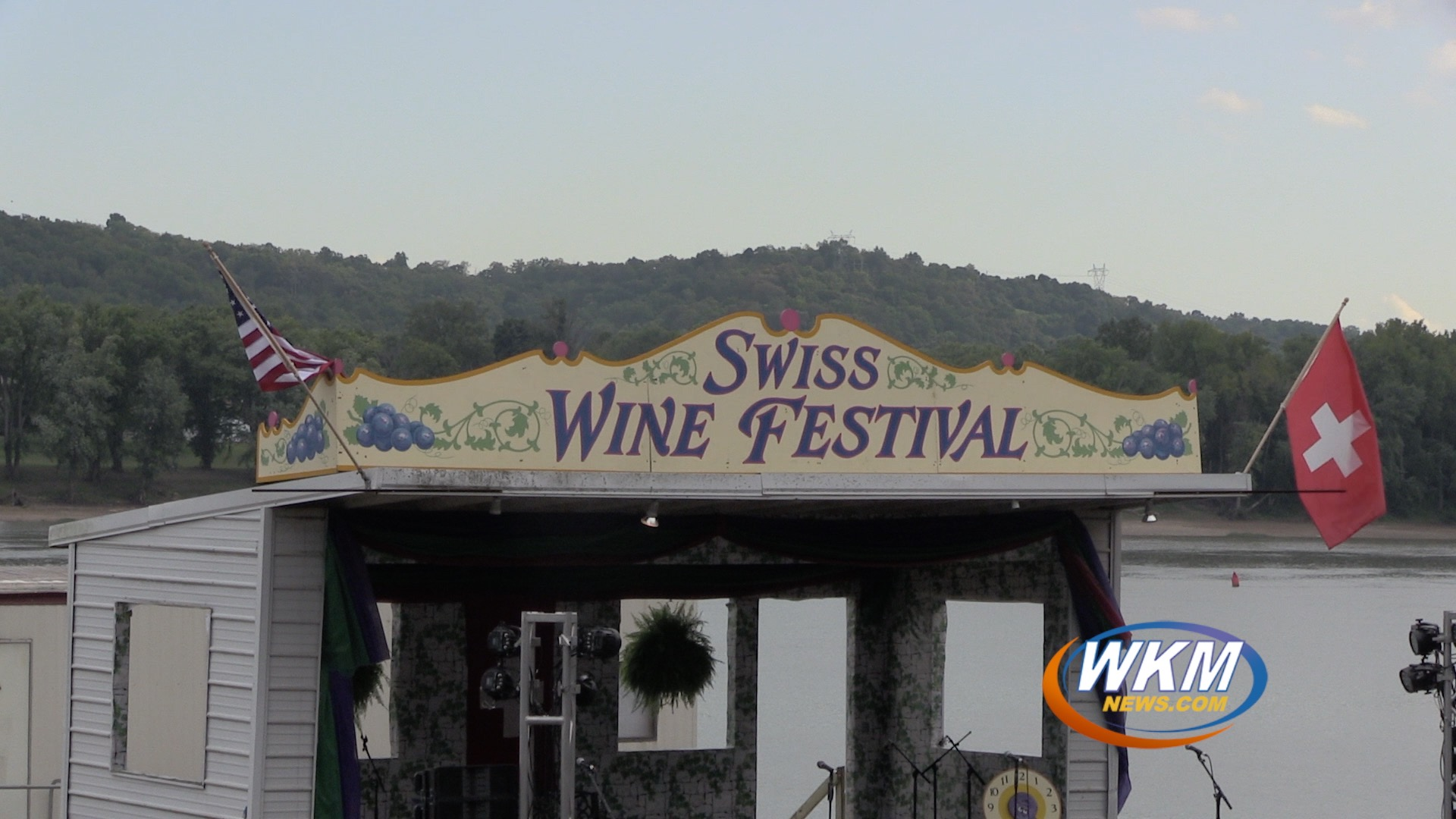 Swiss Wine Festival 2021 Begins