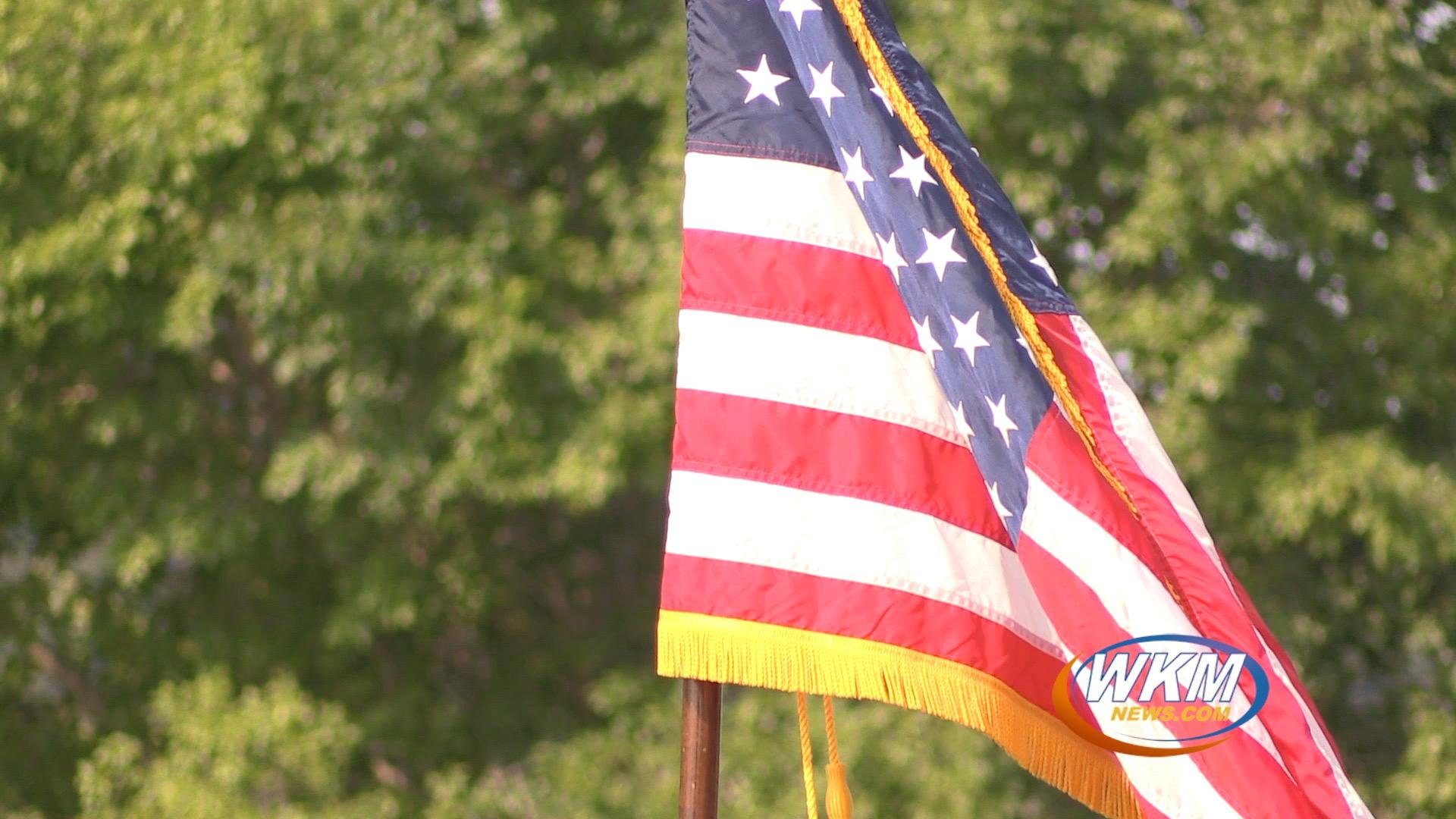 Jefferson County Holds Patriot Day Ceremony