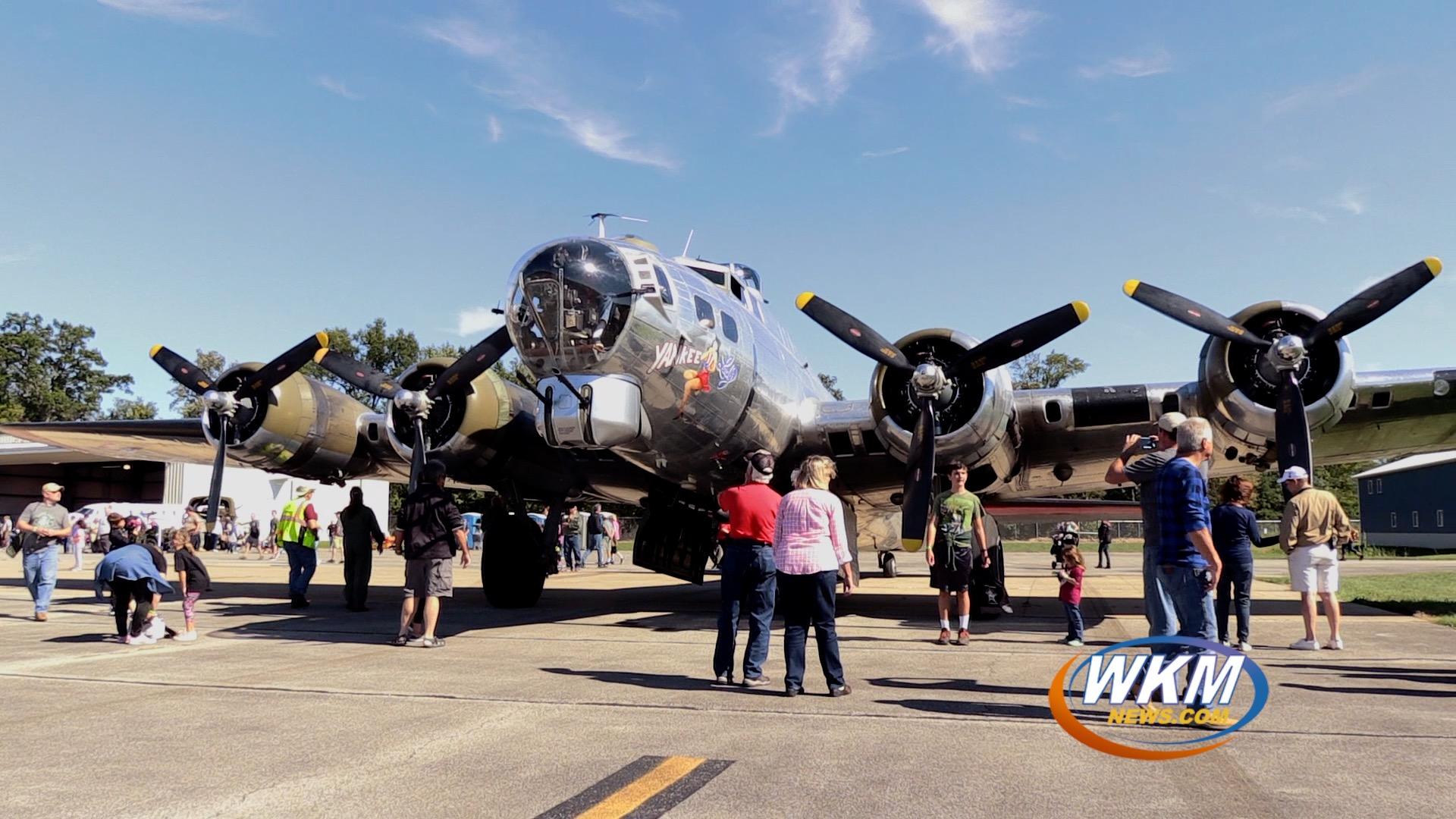 Madison Municipal Airport's 20th Annual Air Show