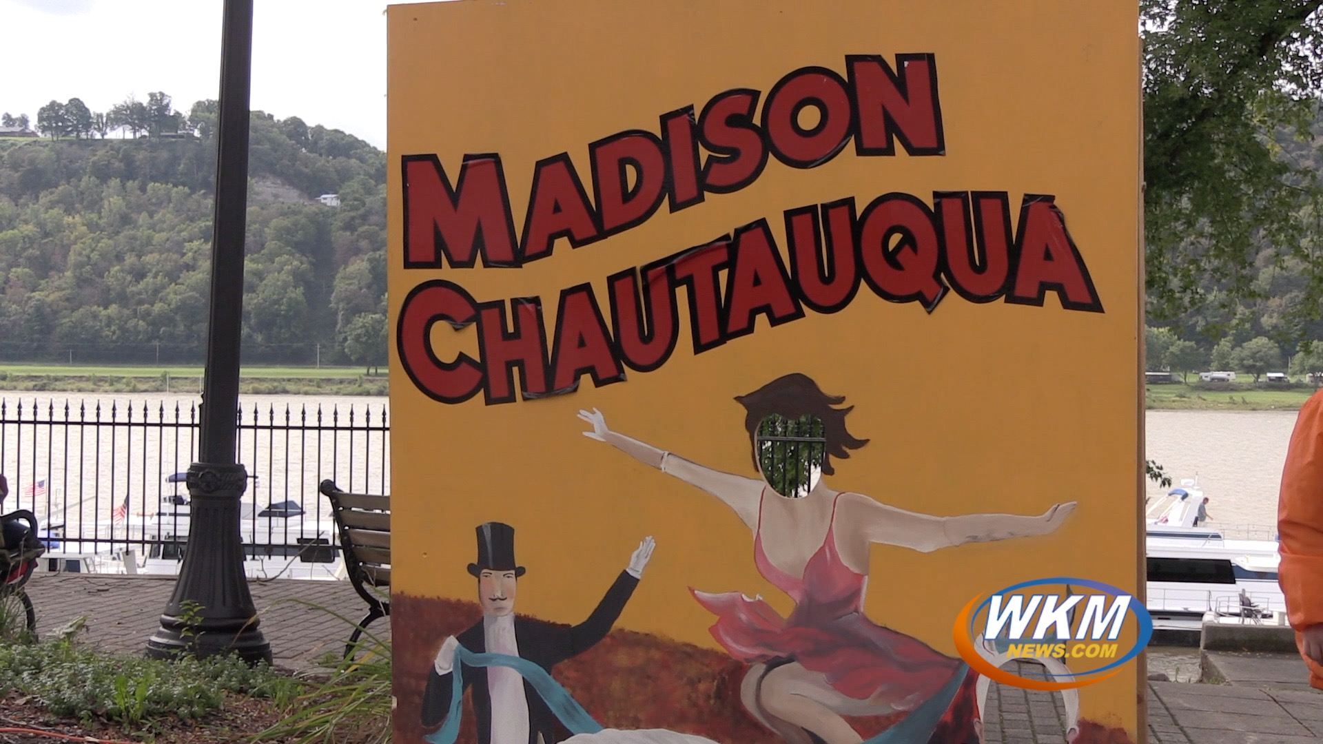 50th Anniversary Celebration of Madison Chautauqua Festival of Art