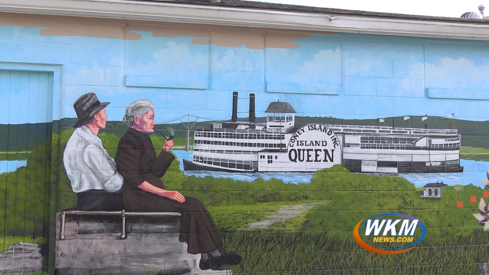 All For The Wall: Community Celebrates Mulberry Murals