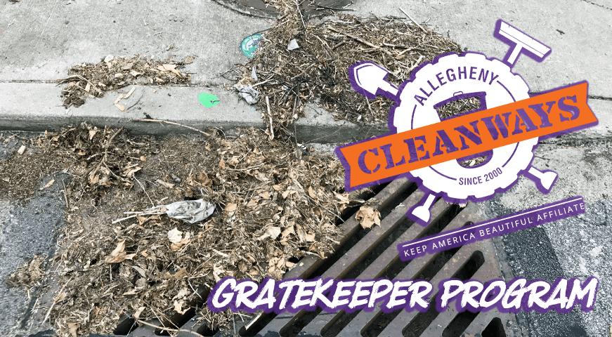 Allegheny Cleanway's Gratekeeper Program