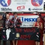 Saints Army