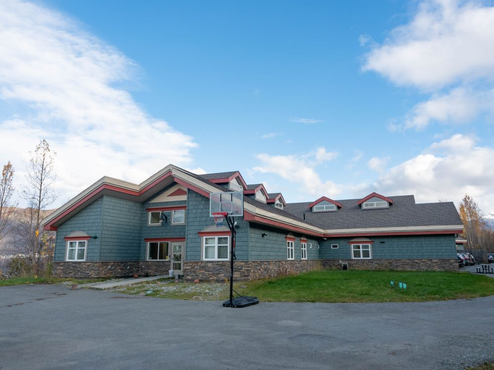 An outside view of the Adolescent Residential Center for Help