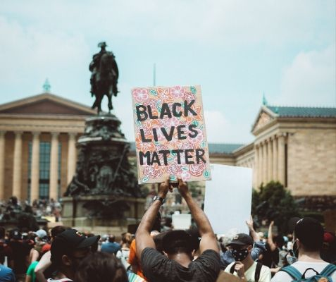 We Stand Together For Racial Justice