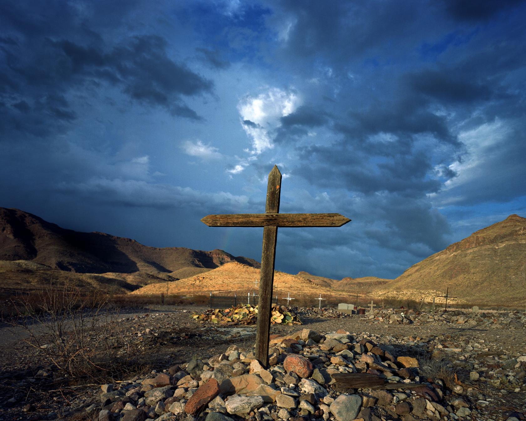 Shafter Cross