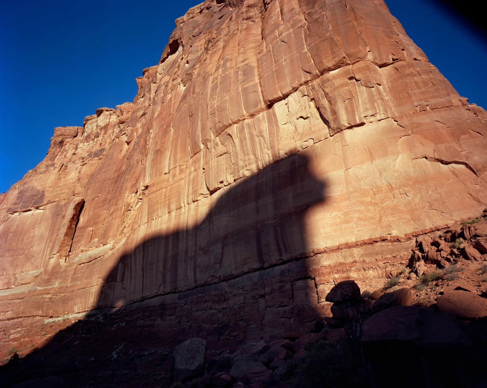Shadow of a Sphinx