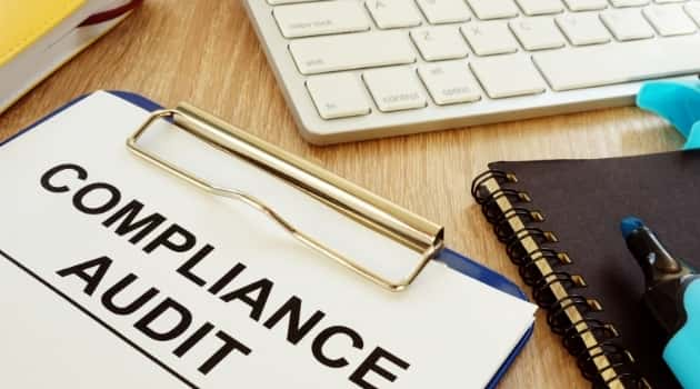 Difference between internal audit and compliance