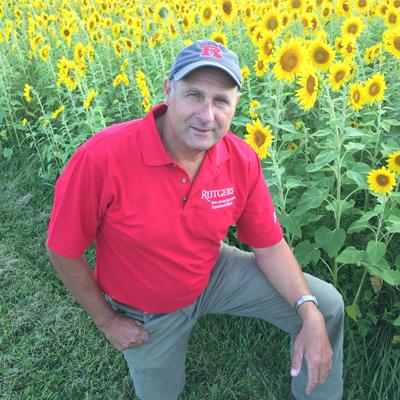 NOFA-NJ Board of Director, Joseph Heckman wraps up his latest term