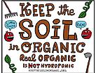 Keep the Soil in Organic!