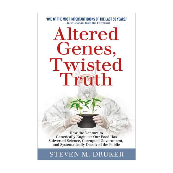 Book Club: Altered Genes, Twisted Truth