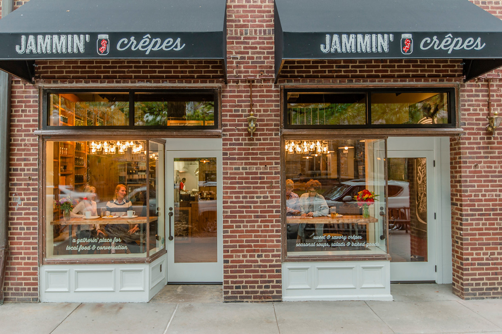 Jammin Crepes Restaurant Supported Agriculture