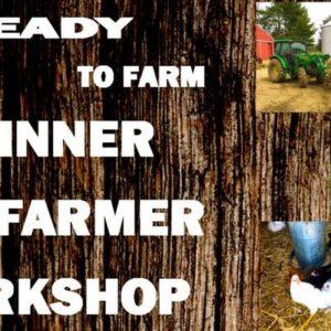 Rutgers RU Ready to Farm Beginning Farmer Workshop in AC