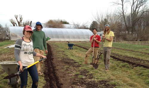 Organic Agriculture in New Jersey