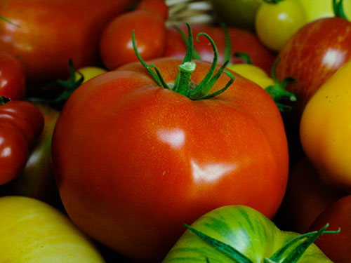 Eating organic foods could have benefits for one's health