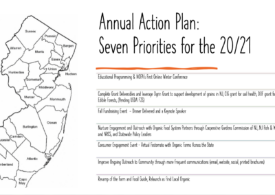 NOFA-NJ Strategic Plan