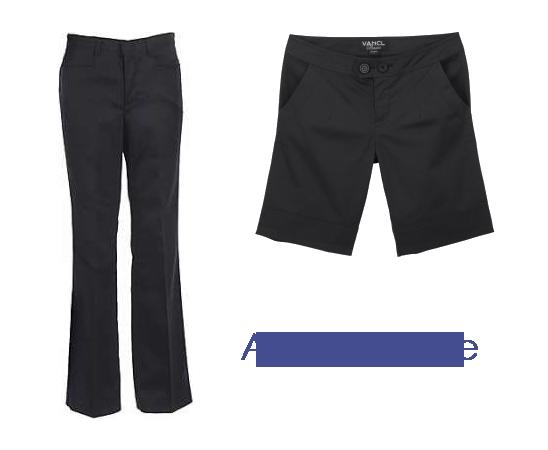 Acceptable Uniforms
