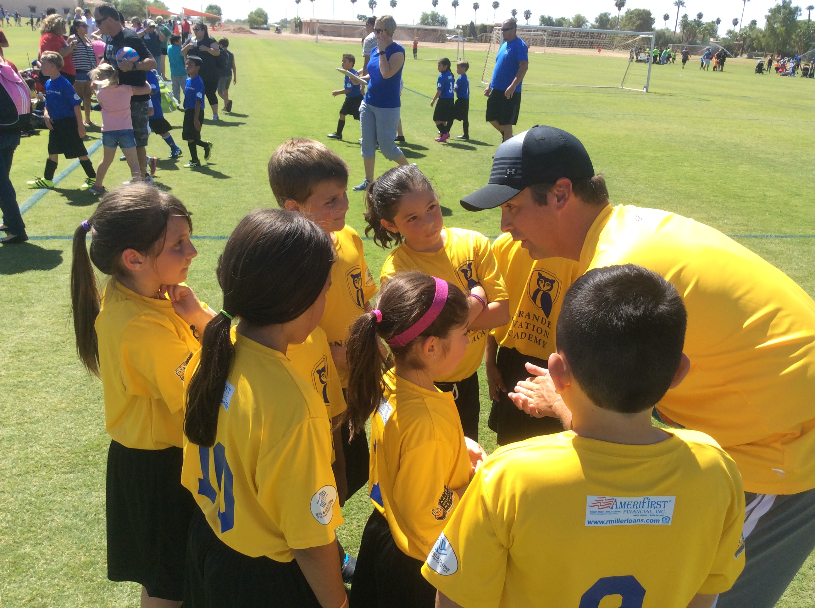 GIA Soccer