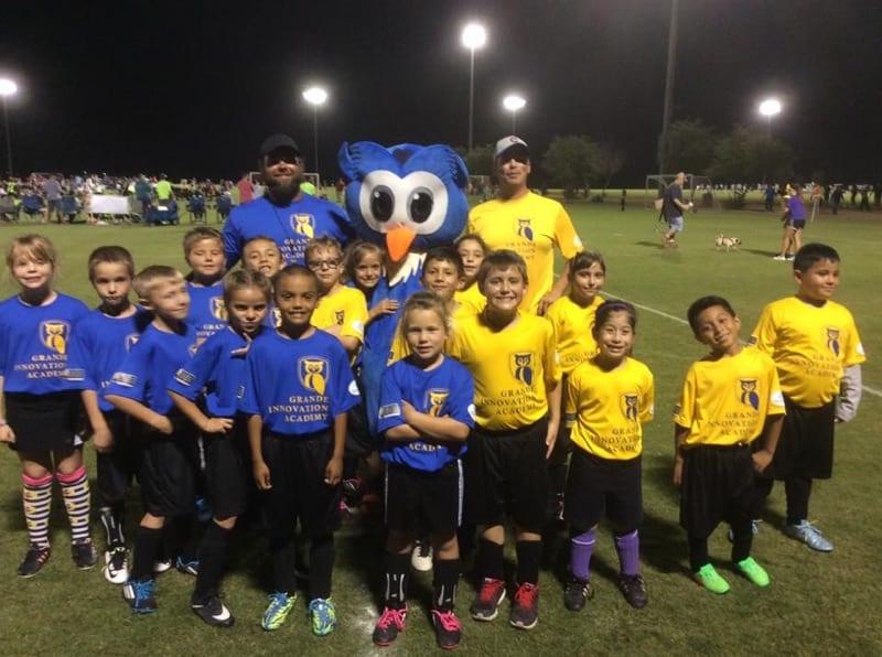 GIA Soccer Team