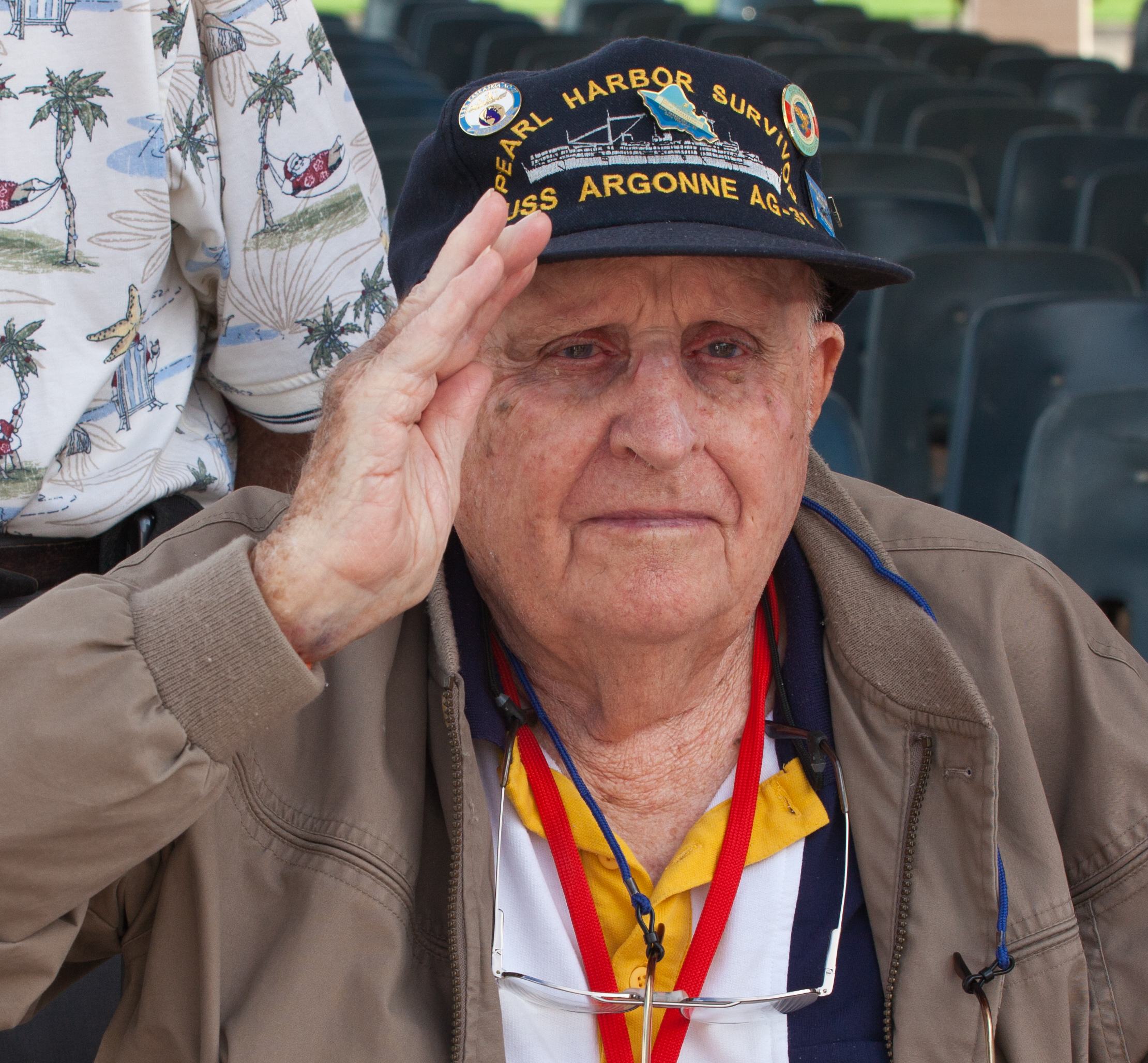 Pearl Harbor Revisted by World War II Vets