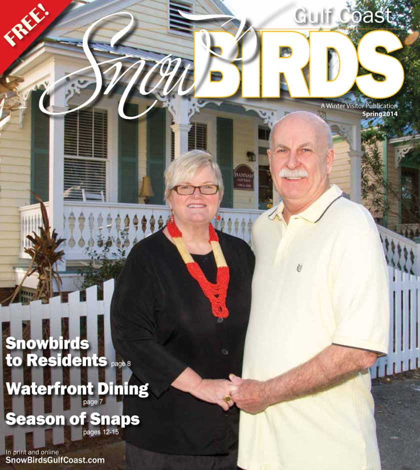 Cover Couple: March 2014
