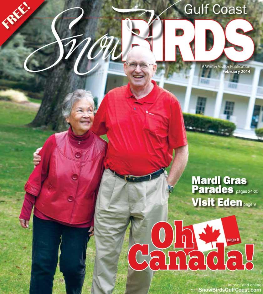 Cover Couple: February 2014