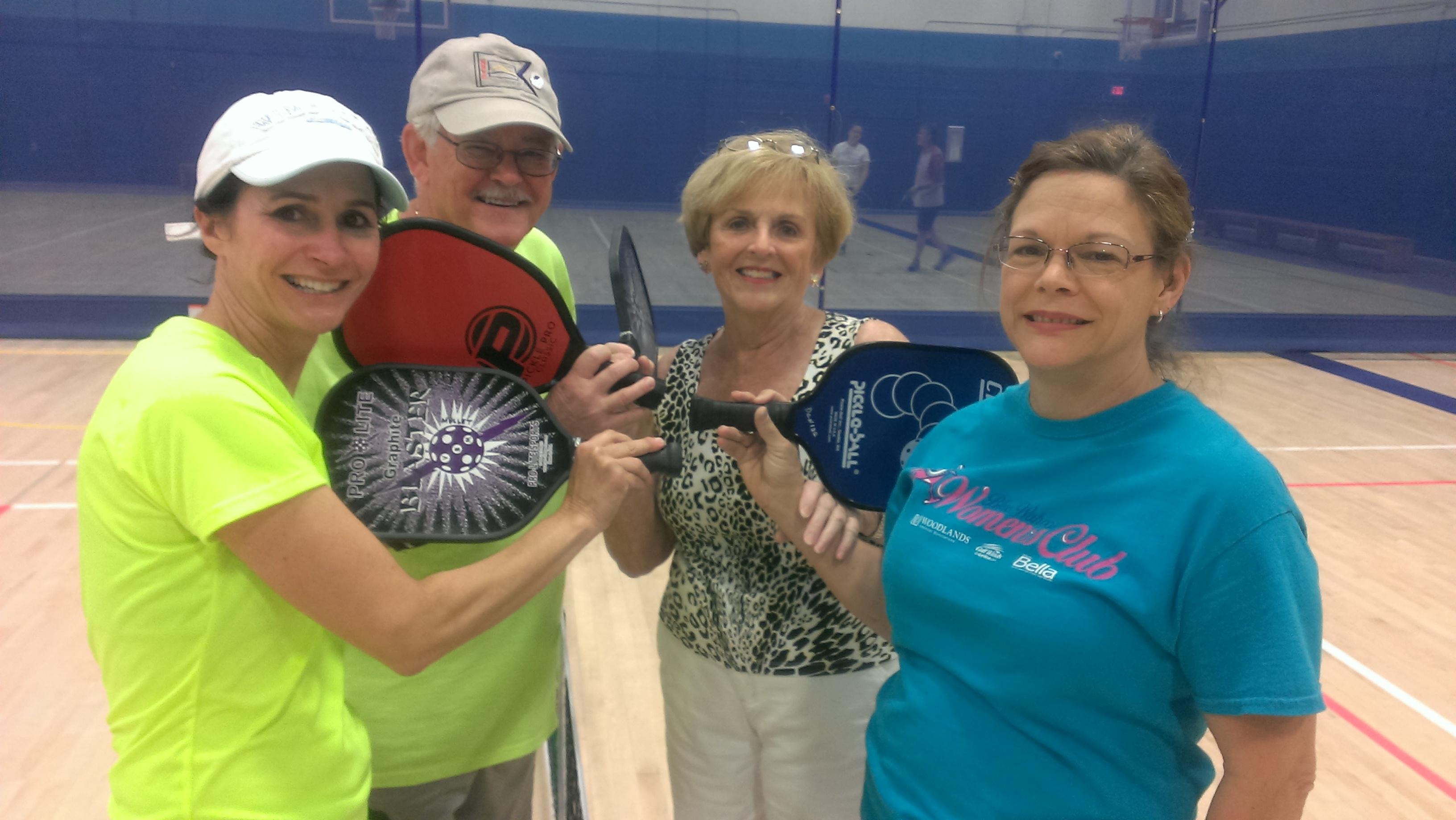 Pickleball Group Adds Saturday Play in Gulf Breeze, Florida