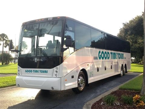 Casino Trips with Good Time Tours