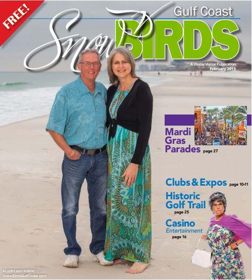 Cover Couple: February 2015